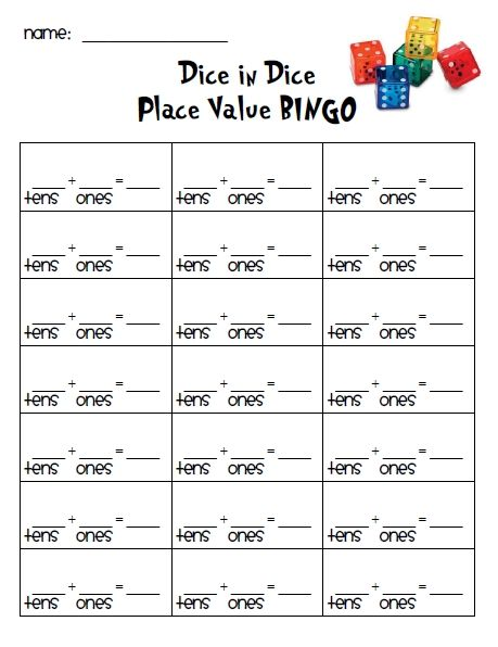 Best Place Value Images On   Math Activities