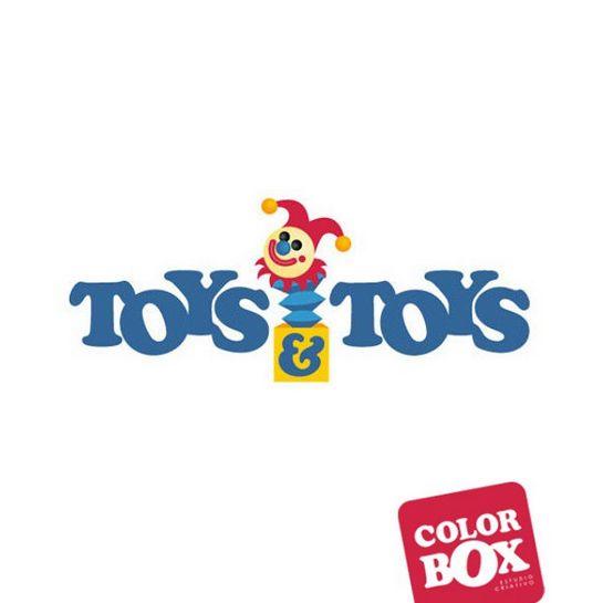 Logo design for a toy store #toys #logo #LogoDesign
