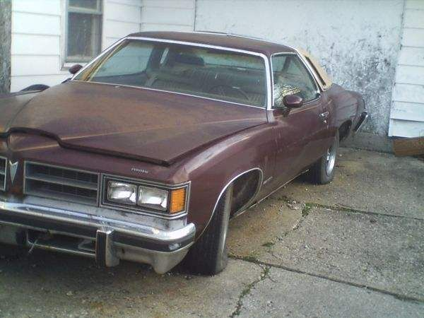76 Pontiac Lemans for only $900 in Indy   Pontiac lemans ...