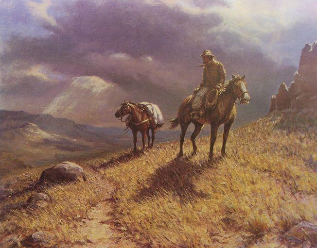 1447 best images about Art: Western Art on Pinterest ...