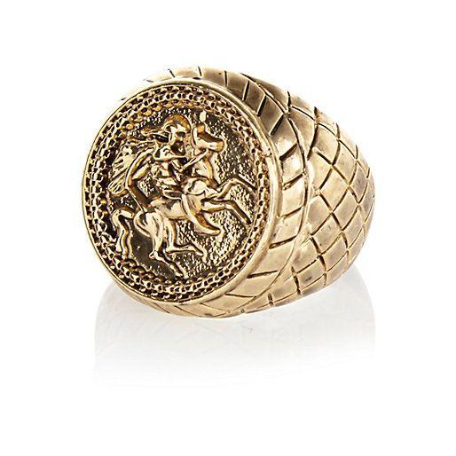 13 best Mens Diamond Gold Rings images on Pinterest Gold rings