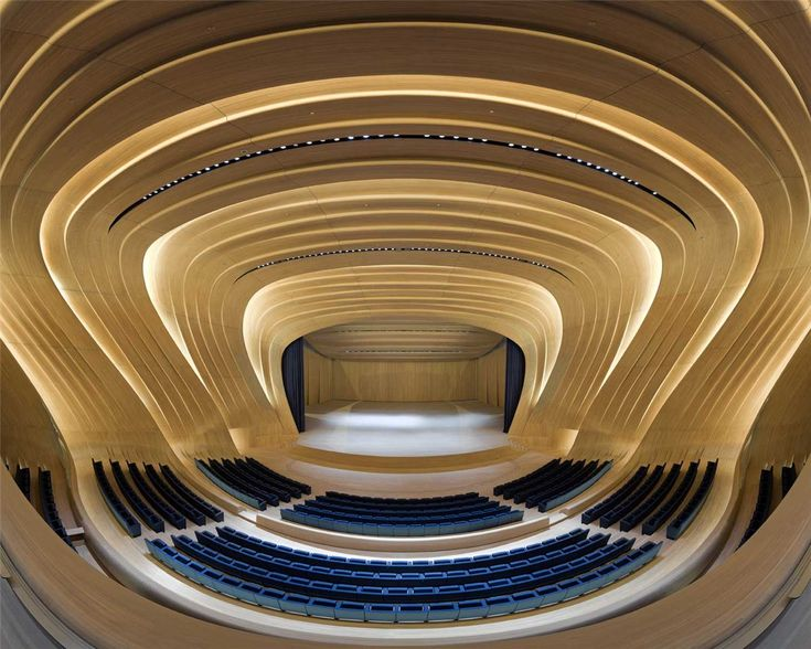 Baku, Azerbaijan | Heydar Aliyev Cultural Center | Zaha Hadid | 2012