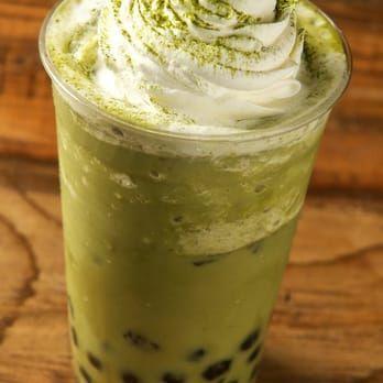 Boba (green tea) - Yelp