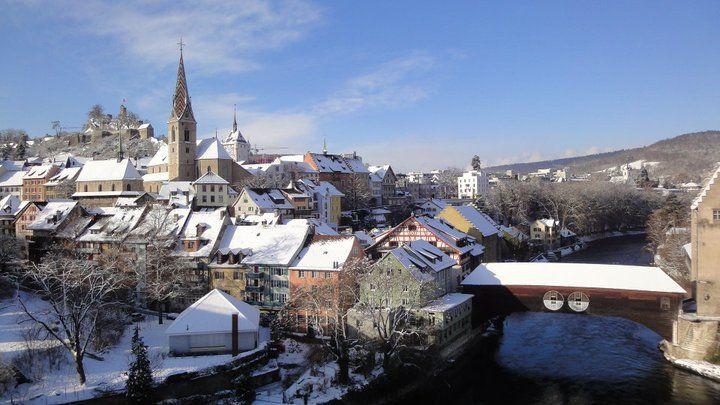 Baden, Switzerland (by Carolina Agrifoglio)