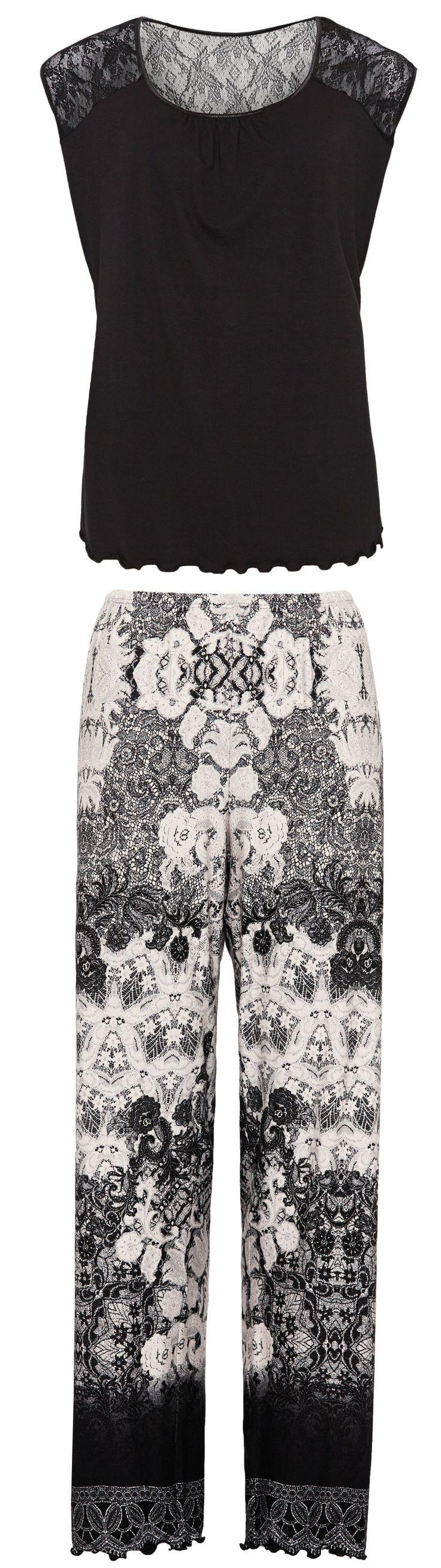 IRIS Jaro-Léto 2015 | Noční prádlo | Pyžamo | Nightwear | Pyjamas | www.naturana-plavky-pradlo.cz