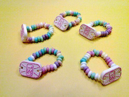 Candyman Snoep Horloge 5 stuks-Online snoepwinkel