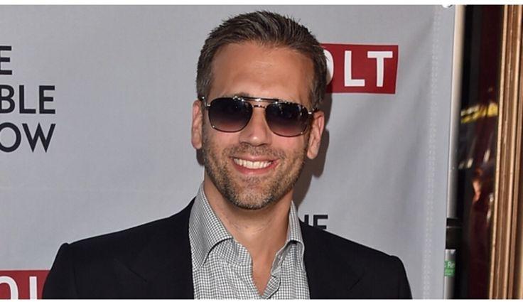 "Max Kellerman Makes A Change To His Tom Brady ""Cliff"" Argument"