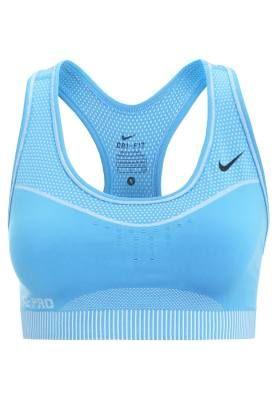 Nike Classic Hypercool Sujetador Deportivo Light Blue White Cool Grey Los Sujetadores Deportivos Los sujetadores deportivos son una prenda femenina deportiva imprescindible que no puede faltar en el armmerio de cualquier mujer deportista.