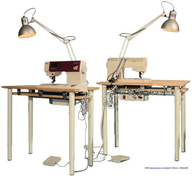 n hmaschinentisch selbst bauen diy pinterest n hmaschinentisch bauanleitung und selbst bauen. Black Bedroom Furniture Sets. Home Design Ideas