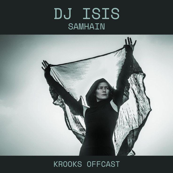 Artwork Offcast DJ Isis van der Wel KROOKS