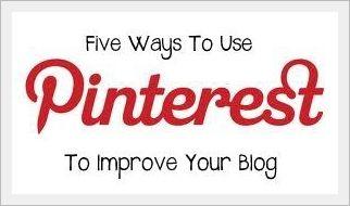 5 Ways Using Pinterest Can Improve Your Food Blog at www.JamHands.net: Social Network, Idea, Socialnetwork, Small Business, Social Media, Pinterest Logos, Blog, Pinterest Tips, Socialmedia