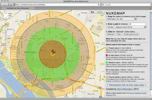 an analysis on the effects of detonating a nuclear bomb Analysis: effects of a dirty bomb bbc news online assesses the potential health effects if a 'dirty bomb' was a dirty bomb differs from a nuclear bomb in.