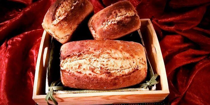 Литовский пшеничный хлеб своими руками