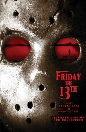 Friday the 13th (1980) movie cover (US)