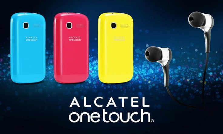 New ALCATEL  accessories now available
