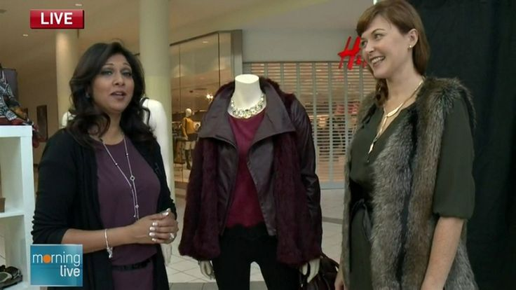 From colour, to texture to overall trends, Karen Johnson previewed fall fashion for the whole family at Oakville Place.