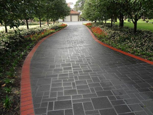 concrete driveways | Concrete Driveways | Wizcrete Concrete Solutions | Decorative Concrete ...