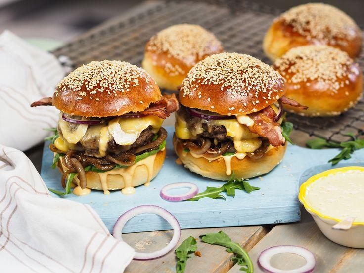 Er du ute etter oppskrift på saftige hamburgerbrød? På våre sider finner du massevis av inspirerende oppskrifter for enhver anledning.