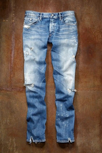 Vintage Jeans Without the Dust