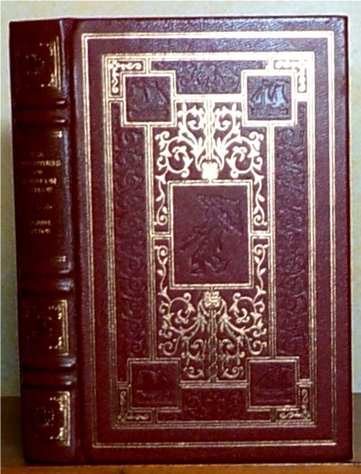 Robinson Crusoe by Daniel Defoe, Franklin Library/Oxford University Press | eBay