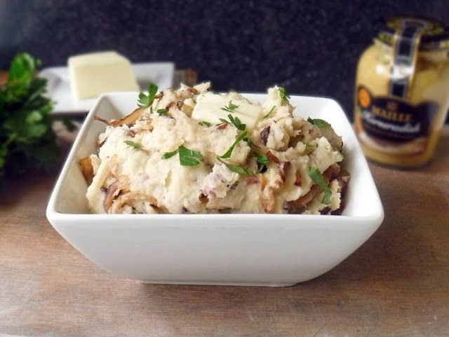 Caramelized Onion Smashed Potatoes | by Life Tastes Good #Easter # ...