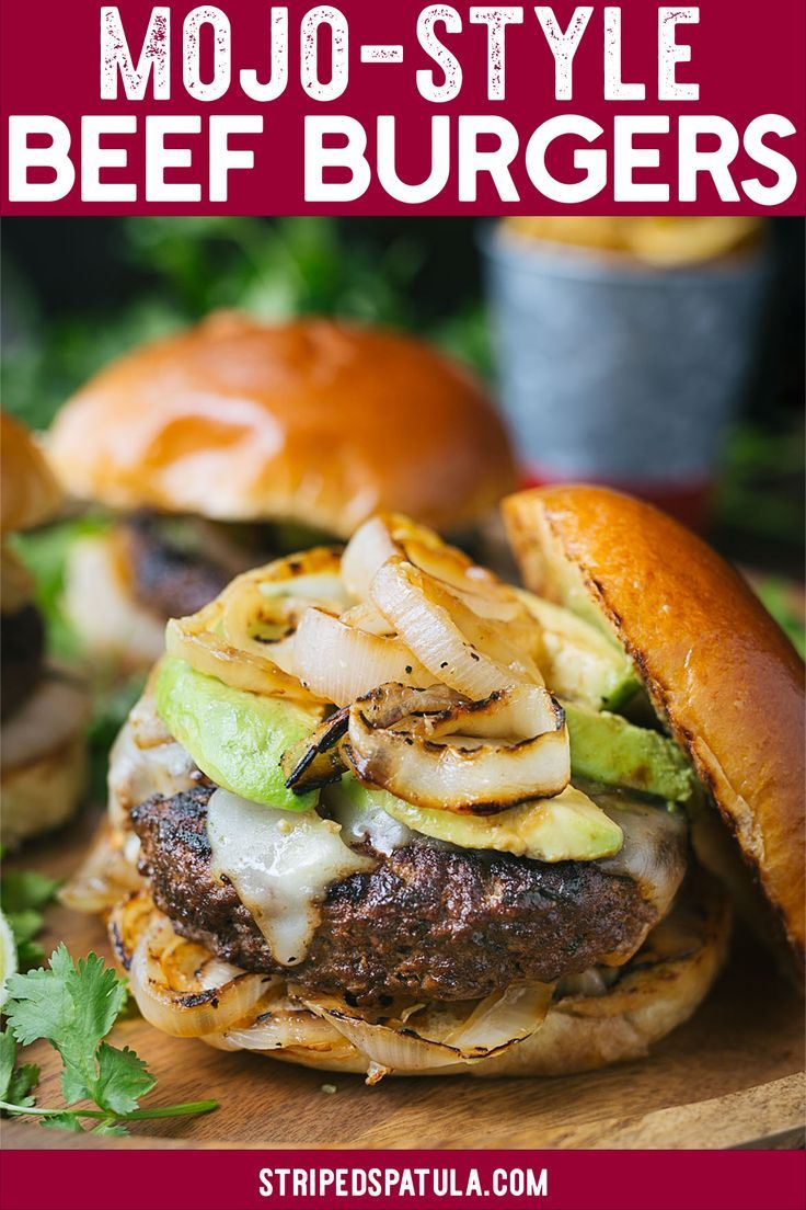 Mojo Beef Burgers With Tequila Lime Aioli Recipe Summer Grilling Recipes Recipes Summer Dinner Recipes Grill