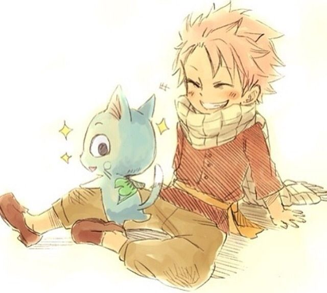 1000+ images about FairyTail on Pinterest | So kawaii ...
