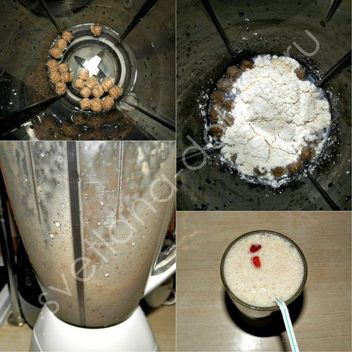 Как вкусно приготовить протеиновый молочный коктейль в блендере?  Сочетайте Формулу 1 и ржаные отруби! http://svetlana-dolgih.ru/molochnyj-koktejl-v-blendere/