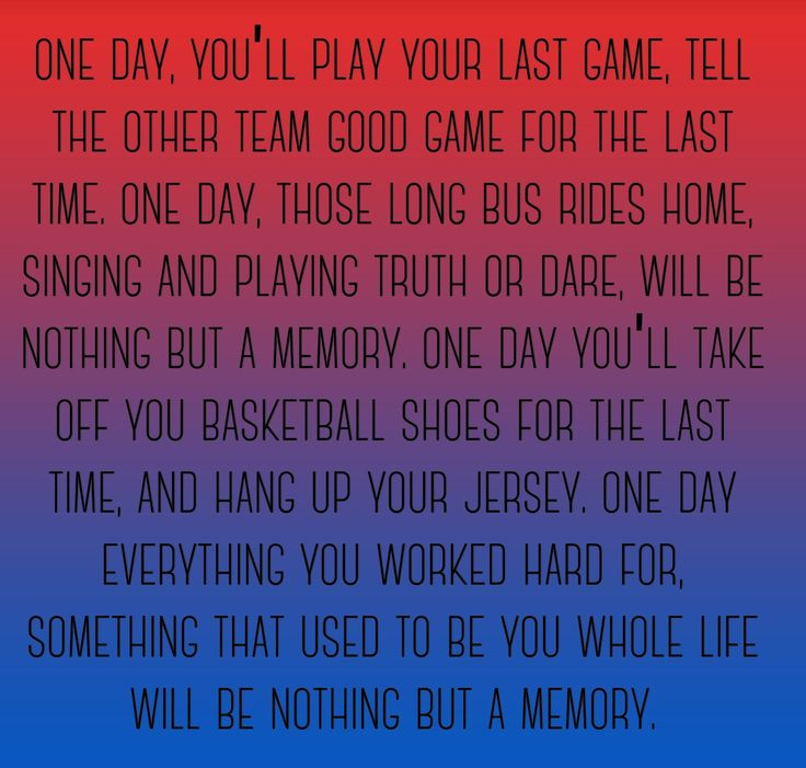 Senior Night Quotes For Softball: Best 25+ Basketball Quotes Ideas On Pinterest