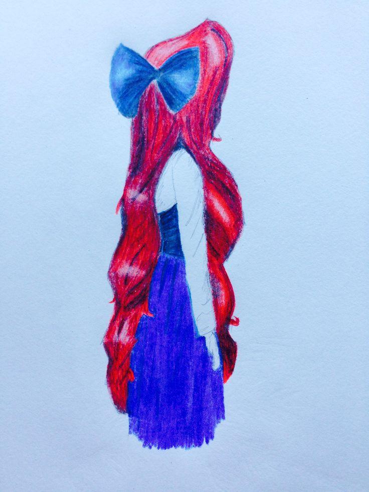 Ariel Drawings Tumblr Fd34d68018a679b70f5ac343925d ...