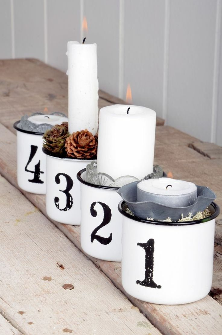 40 adventskranz ideen und die geschichte des adventskranzes weihnachten adventskranz ideen. Black Bedroom Furniture Sets. Home Design Ideas