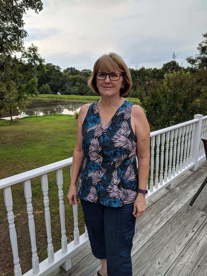 New Sewing Pattern: Dana Point Top