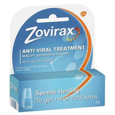 wholesale Health Care: Zovirax Cold Sore Cream Tube 2G -> BUY IT NOW ONLY: $41.97 on eBay!