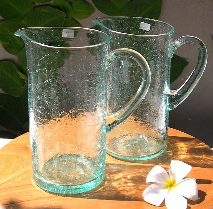 Clear Water Jug