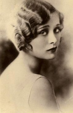 1920's Hairstyles Mesmerizing 58 Best 1920S Hair Images On Pinterest  Roaring 20S Flapper