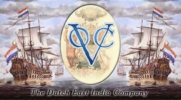 20/03/1602 VOC founded