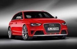 La Tribune Auto : reportage : Audi présente la troisième génération de l'Audi RS 4 Avant