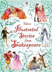 """Illustrated stories from Shakespeare""  I bought it since it's a beautifull book, and I'm not a kid! :D"