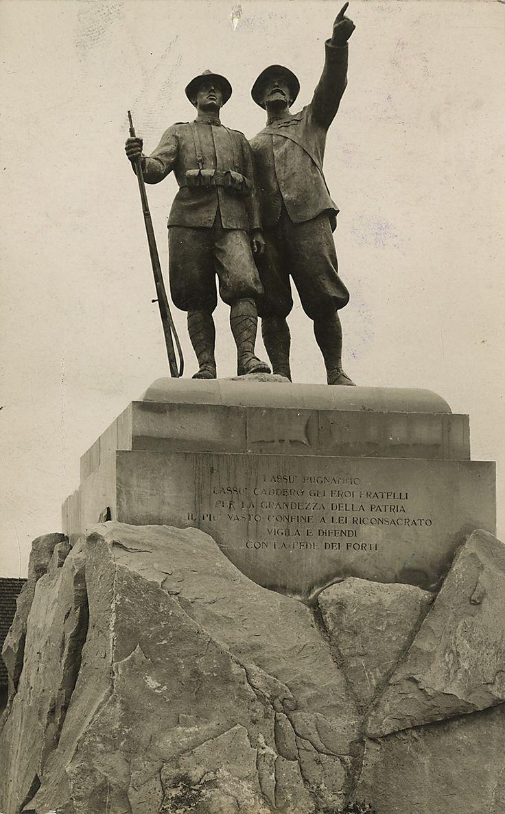 monumento caduti del VII alpini