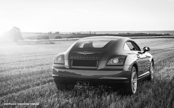 Chrysler Crossfire #chryslercrossfireforum #chrysler #crossfire #carphotography #crossfirelove