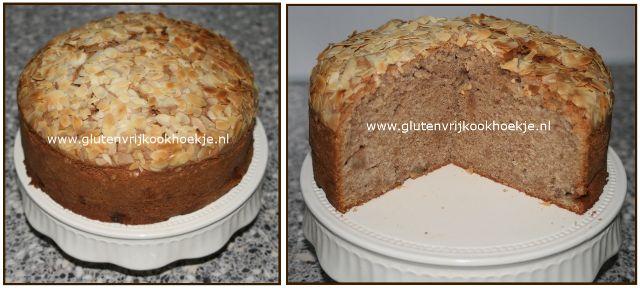 Speculaas appeltaart – Het Glutenvrije Kookhoekje