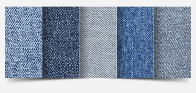 Free Seamless/tiled Denim textures