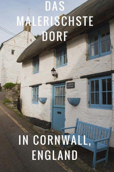 Mi cámara ama: Cadgwith, Cornwall