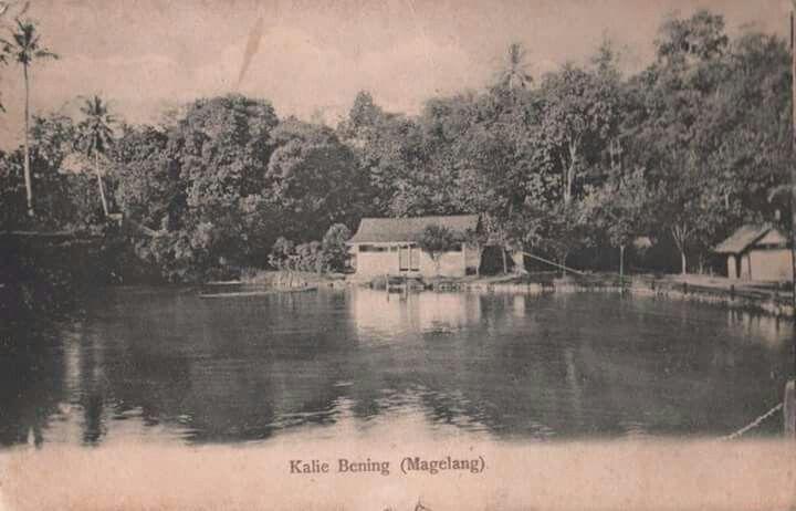 Kali Bening, Magelang
