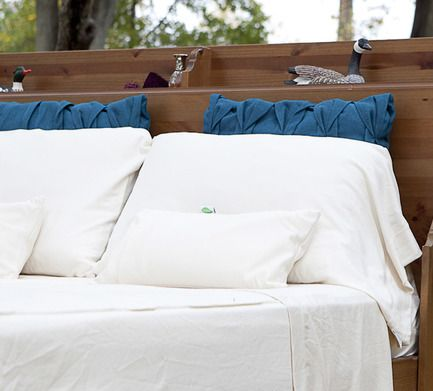 Eco&Eco - Ensemble de draps bio   Eco&Eco - Organic Bed Sheet Set