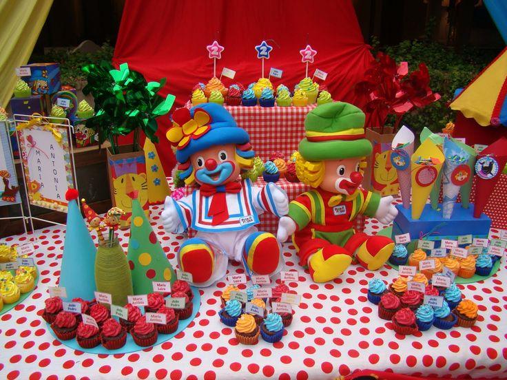 Decorar uma festa infantil