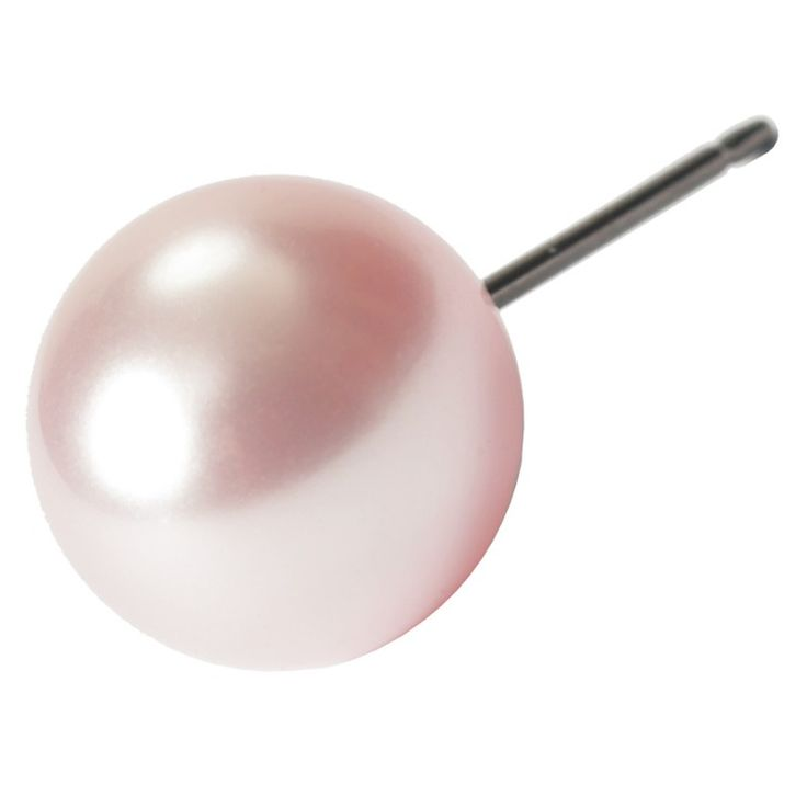 Blomdahl NT Pearl 6mm Light Rose C