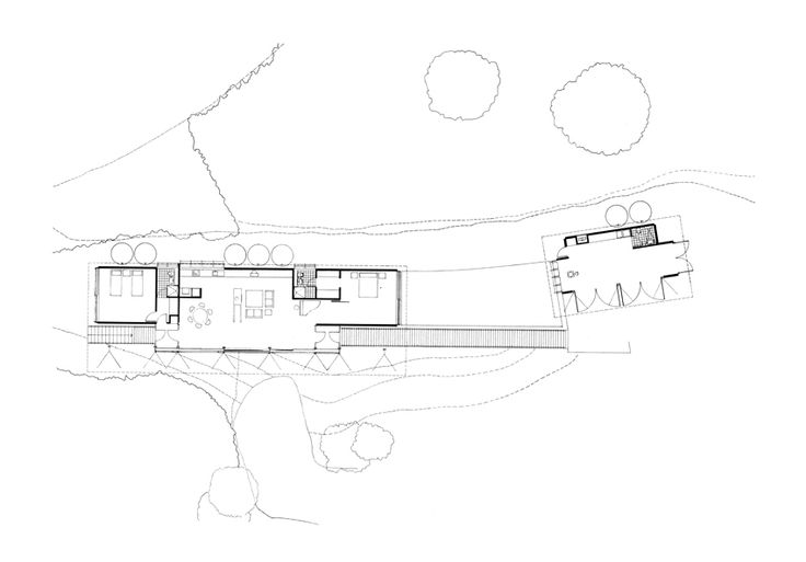 Simpson Lee House plan
