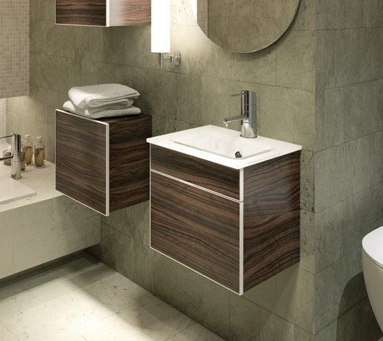 We love our glass sinks!
