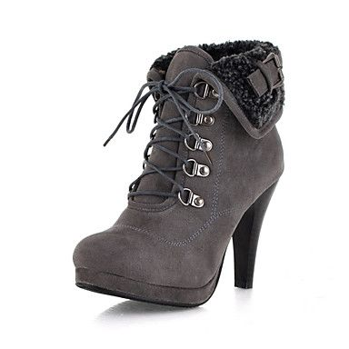 Flocking Cone Heel Platform Booties/Ankle Boots(More Colors) – USD $ 39.99 http://www.lightinthebox.com/flocking-cone-heel-platform-booties-ankle-boots-more-colors_p810131.html?utm_medium=personal_affiliate&litb_from=personal_affiliate&aff_id=18785&utm_campaign=18785